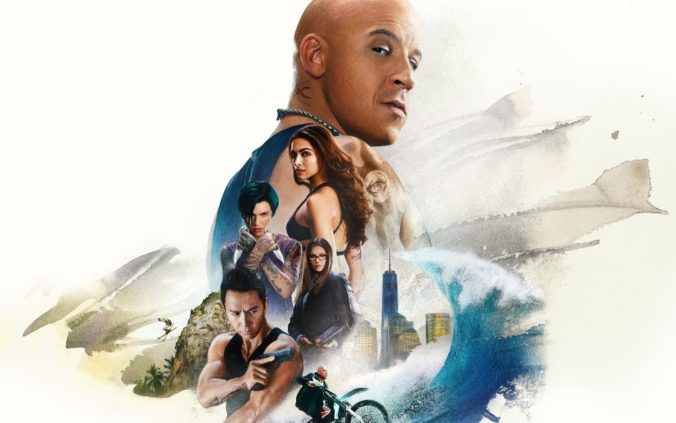 xxx return of xander cage movie wallpaper