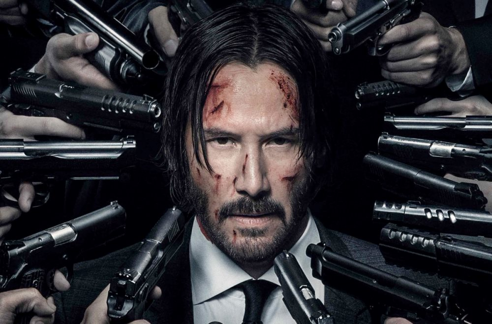 image of John Wick Chapter 2 movie