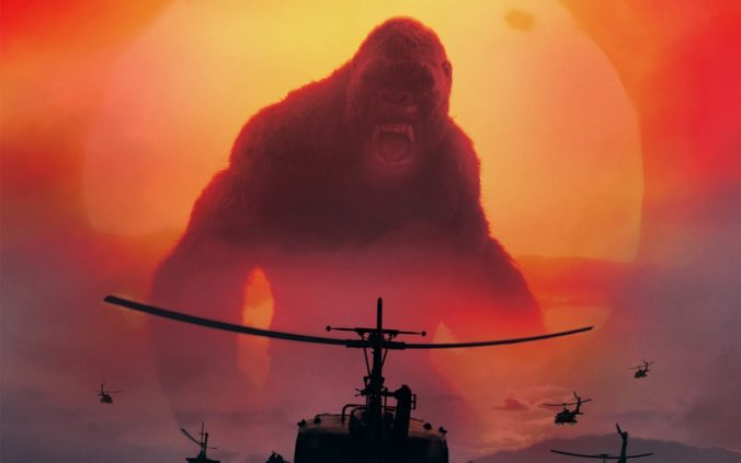 kong skull island movie wallpaper