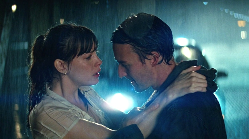Betty Ross and Bruce Banner