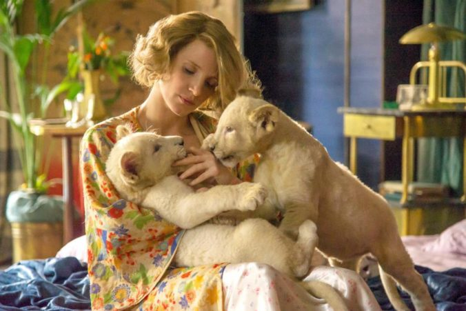The Zookeeper's Wife Movie wallpaper