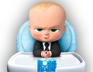 the boss baby movie wallpaper