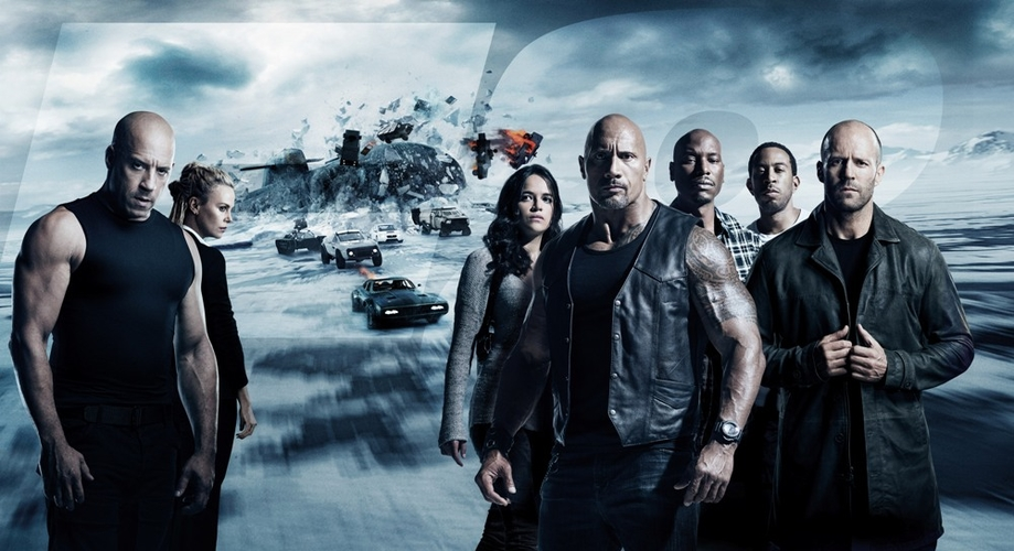 The Fate and the Furious Movie