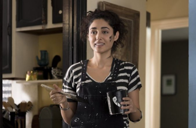 Golshifteh Farahani as Laura in Paterson movie