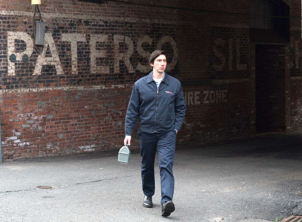 Paterson movie wallpaper