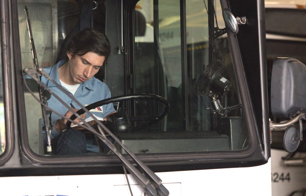 Paterson movie still Adam Driver