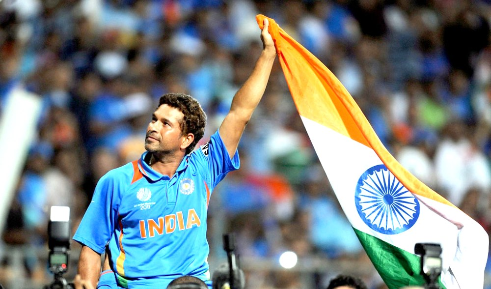 Sachin Tendulkar World Cup lift Sachin Movie