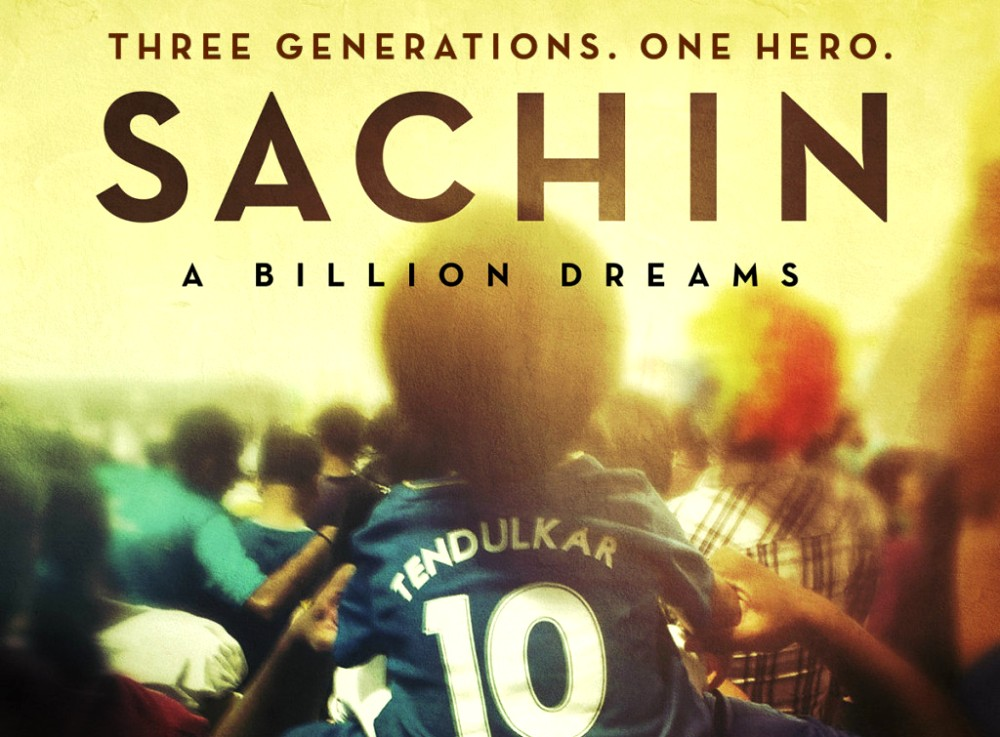Sachin A Billion Dreams Movie Wallpaper