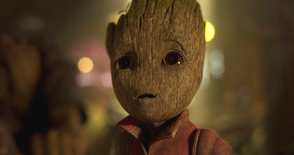 image of baby groot in guardians of the galaxy vol 2