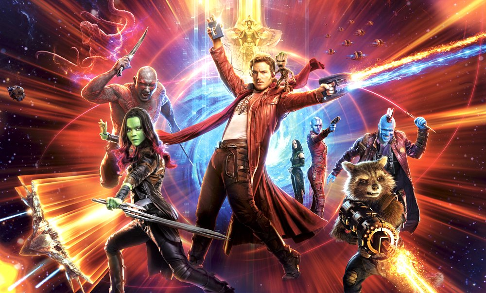Guardians of the Galaxy Vol 2 Movie Wallpaper