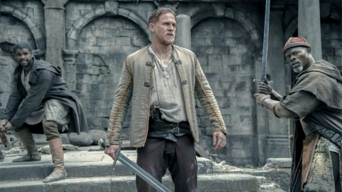 still from king arthur legend of the sword movie