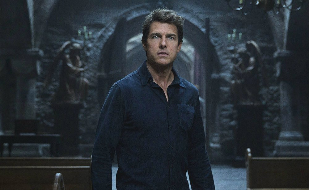 Tom Cruise as Nick in The Mummy Movie