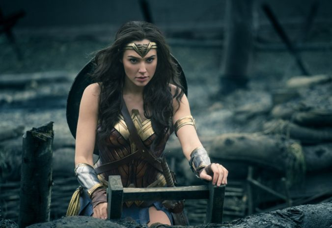 Wonder woman movie wallpaper