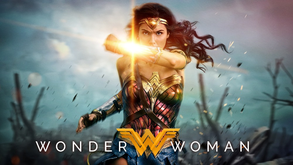 Wonder Woman Movie Wallpaper