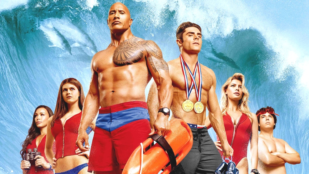 baywatch movie wallpaper