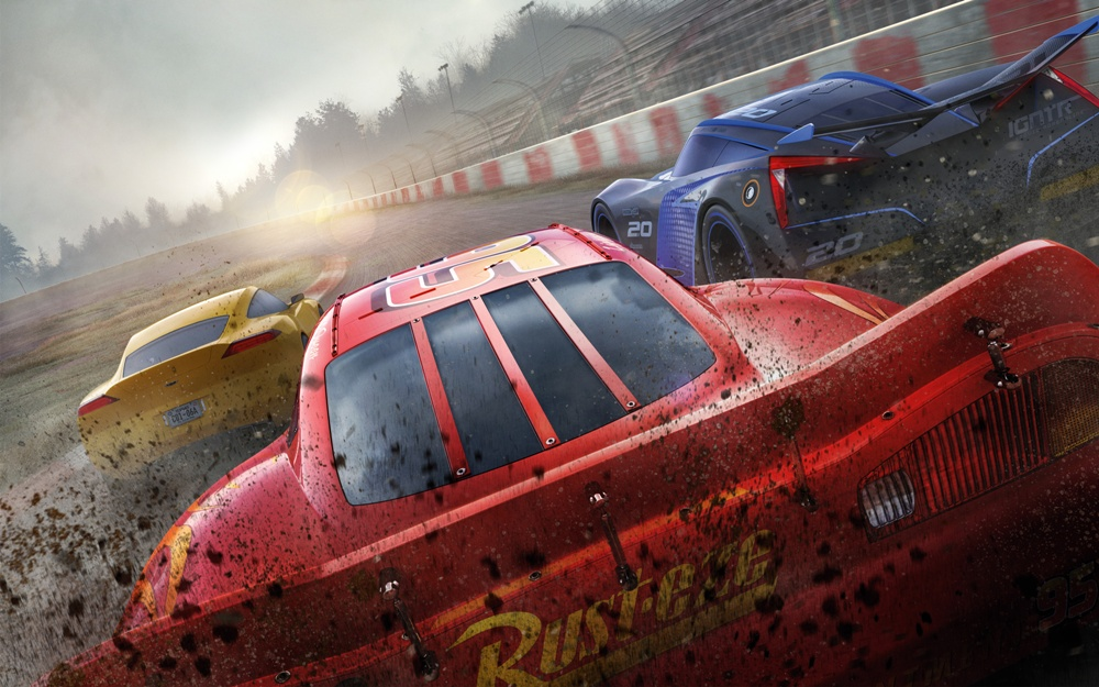 Cars 3 Movie Review 2017 A Story Of Selflessness And