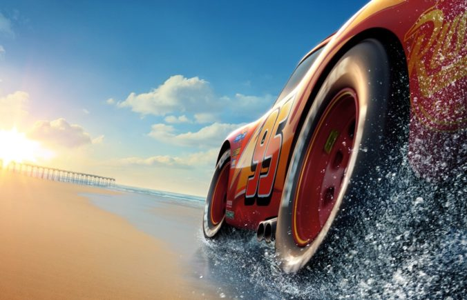 cars 3 movie wallpaper