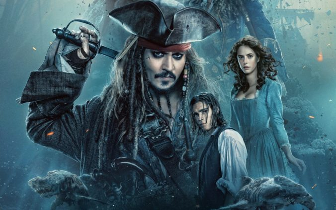 Pirates of the Caribbean Dead Men Tell No Tales wallpaper