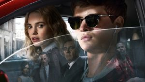 baby driver movie wallpaper