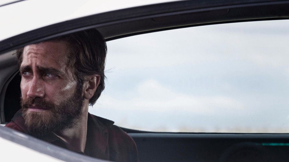 still of Jake Gyllenhaal as Tony from Nocturnal Animals movie