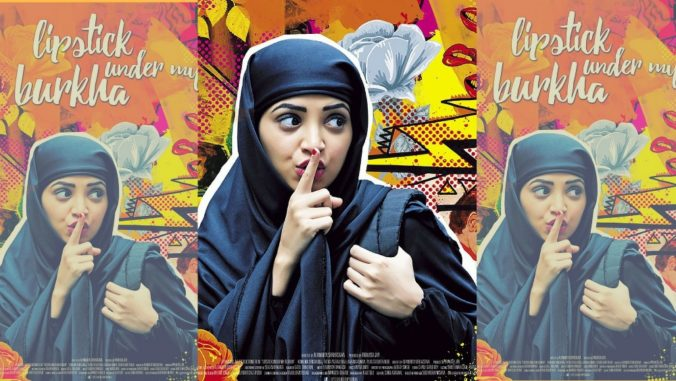 Lipstick Under My Burkha Wallpaper