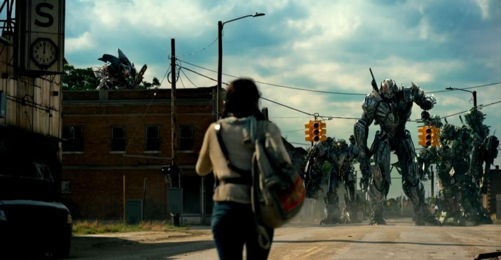 still from transformers the last knight movie