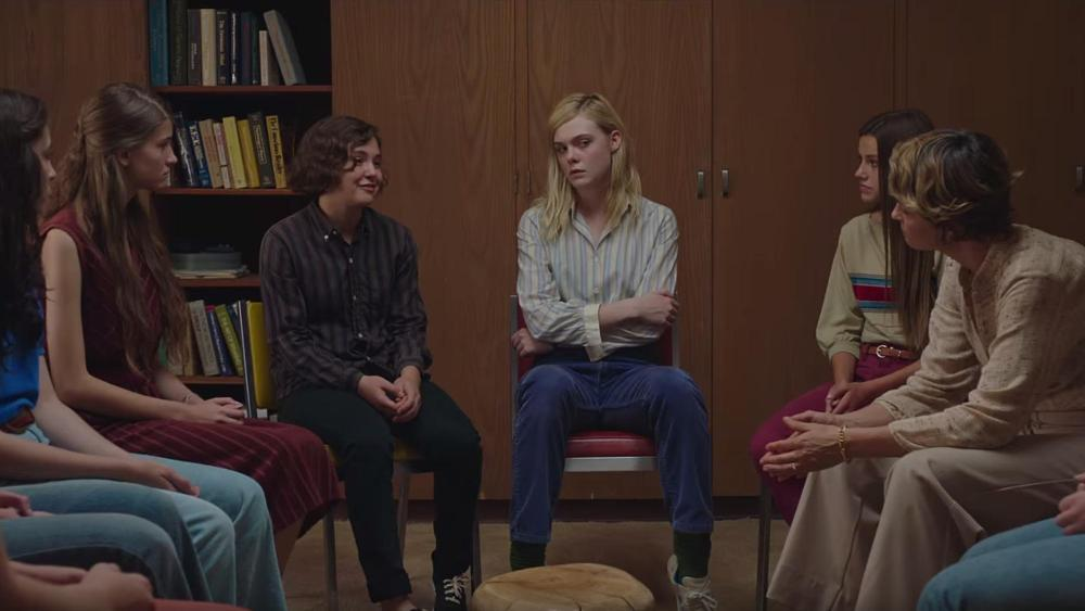 20th century women still of therapy