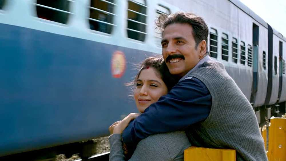 still from Toilet Ek Prem Katha