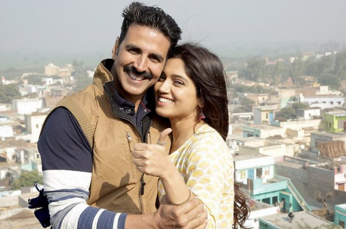 Toilet - Ek Prem Katha Movie Wallpaper