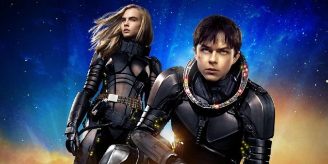 Valerian and the City of a Thousand Planets Wallpaper