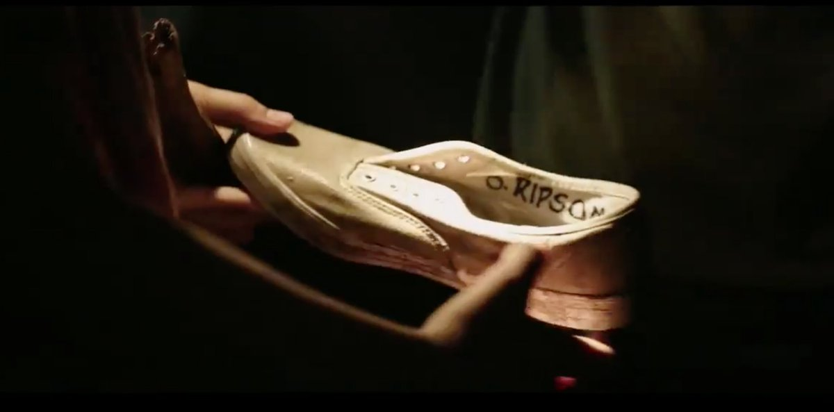Betty Ripsom shoe in IT movie