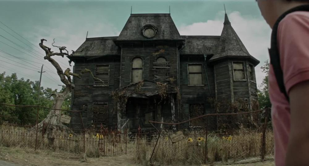 it movie scary the well house