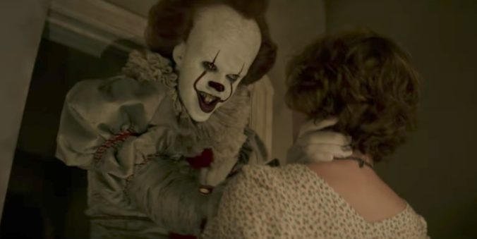 it movie pennywise attacking beverly