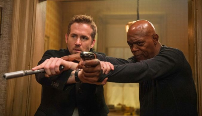 still from The Hitman's Bodyguard
