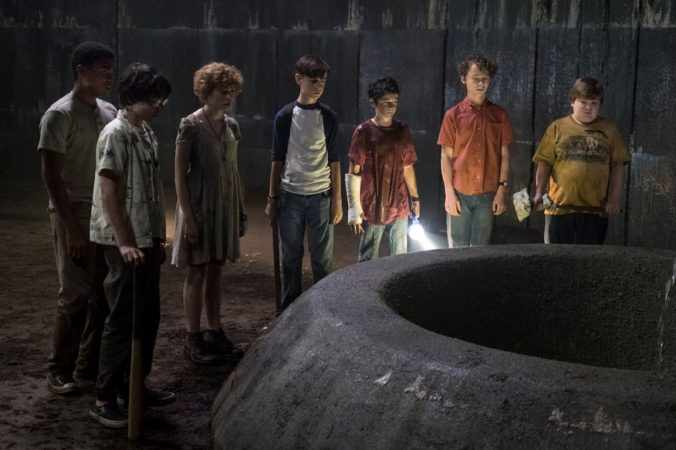The Losers Club in It Movie