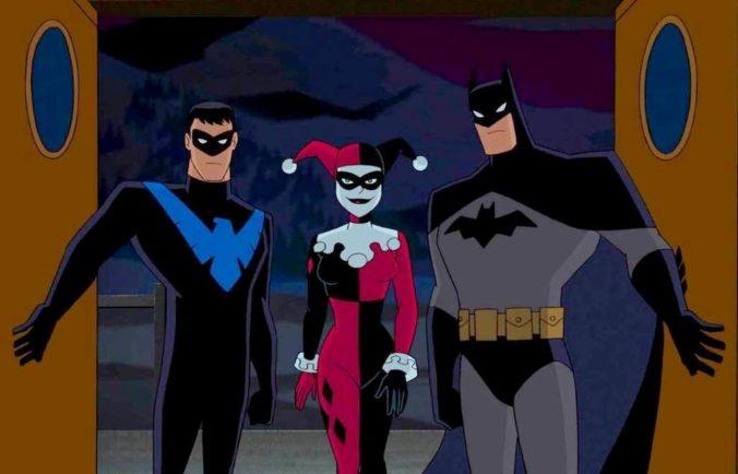 batman and harley quinn movie wallpaper