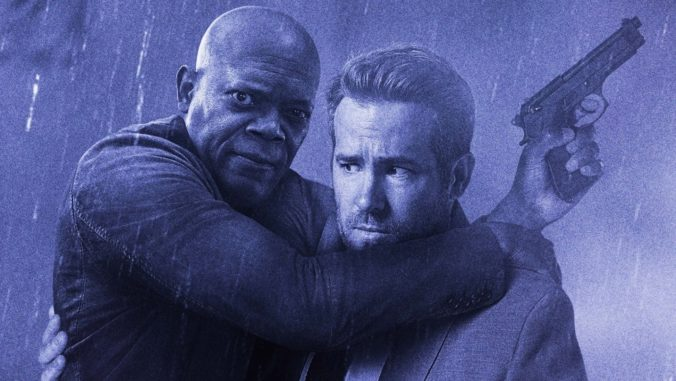 the hitman's bodyguard movie wallpaper