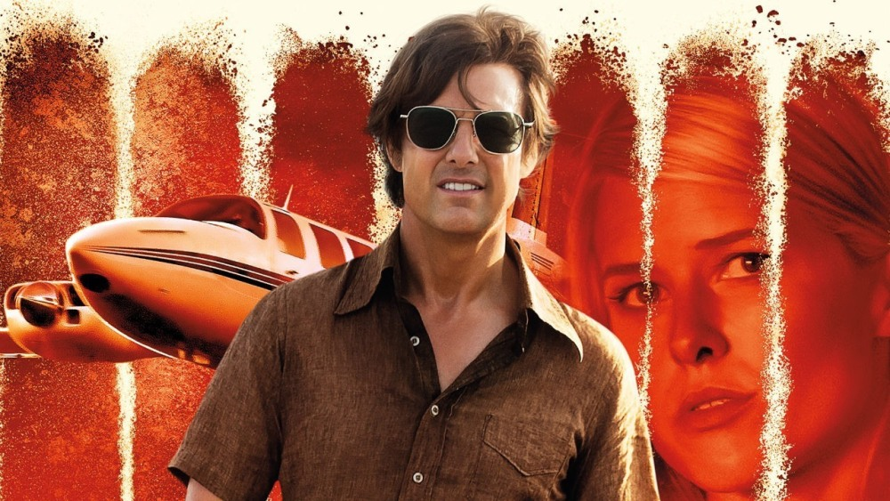 American Made movie wallpaper