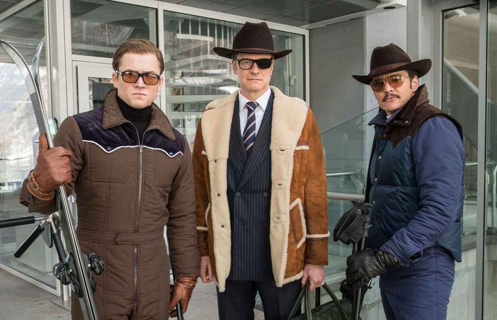 kingsman the golden circle movie
