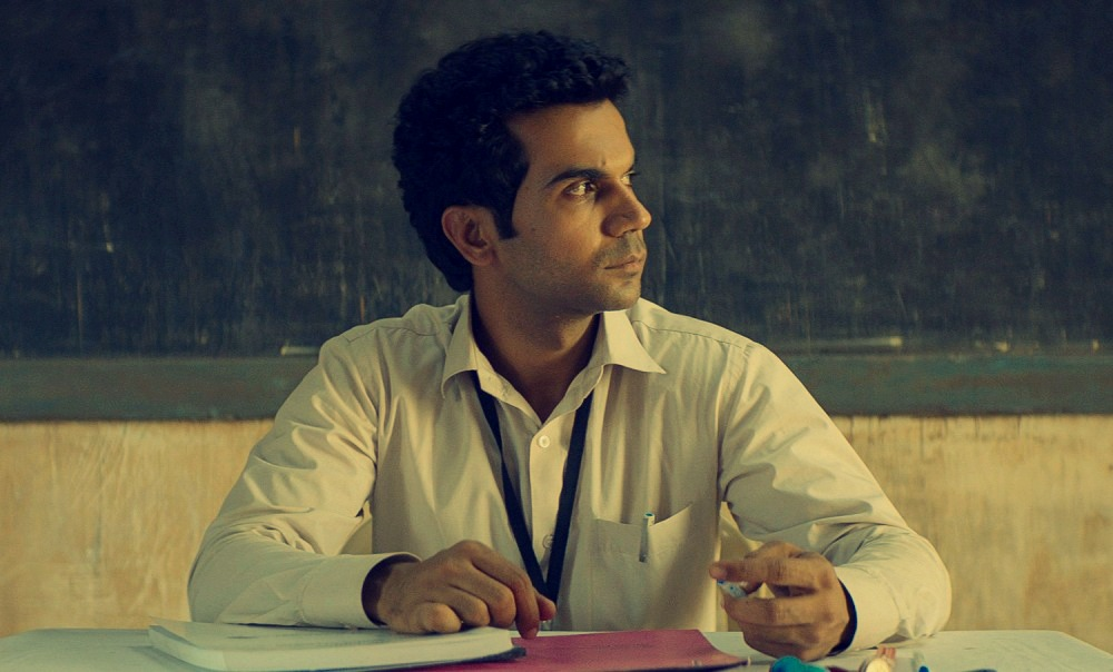 Newton Movie wallpaper of RajKummar Rao