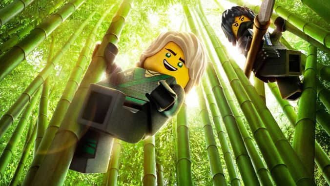 the lego ninjago movie wallpaper