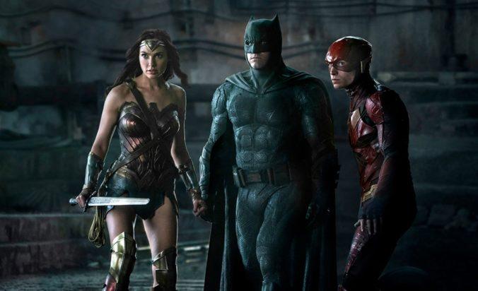 still of Justice League movie