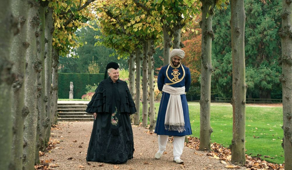 Victoria and Abdul movie wallpaper