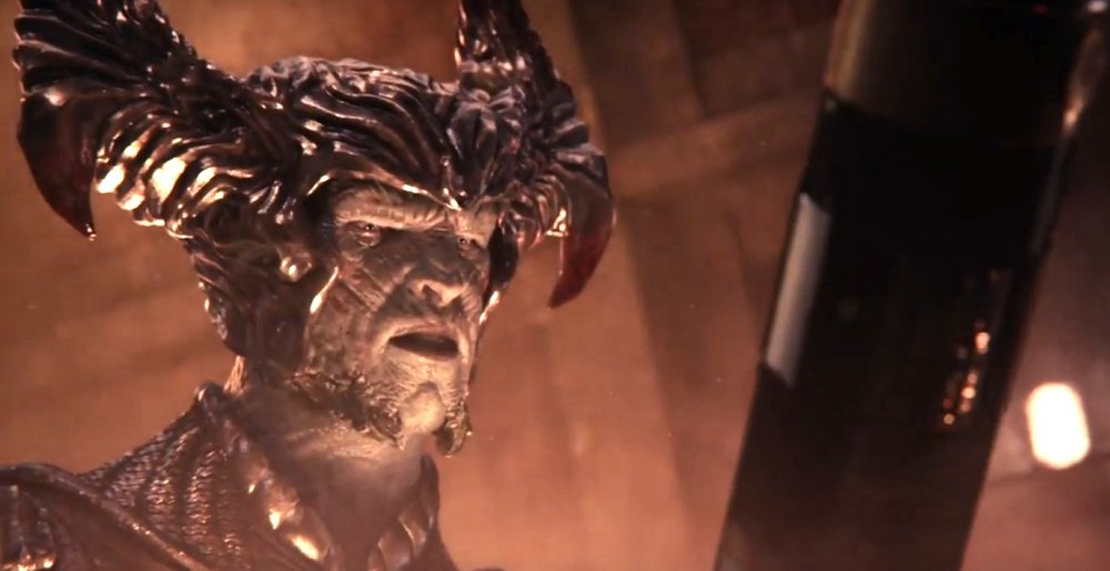 Steppenwolf in Justice League movie