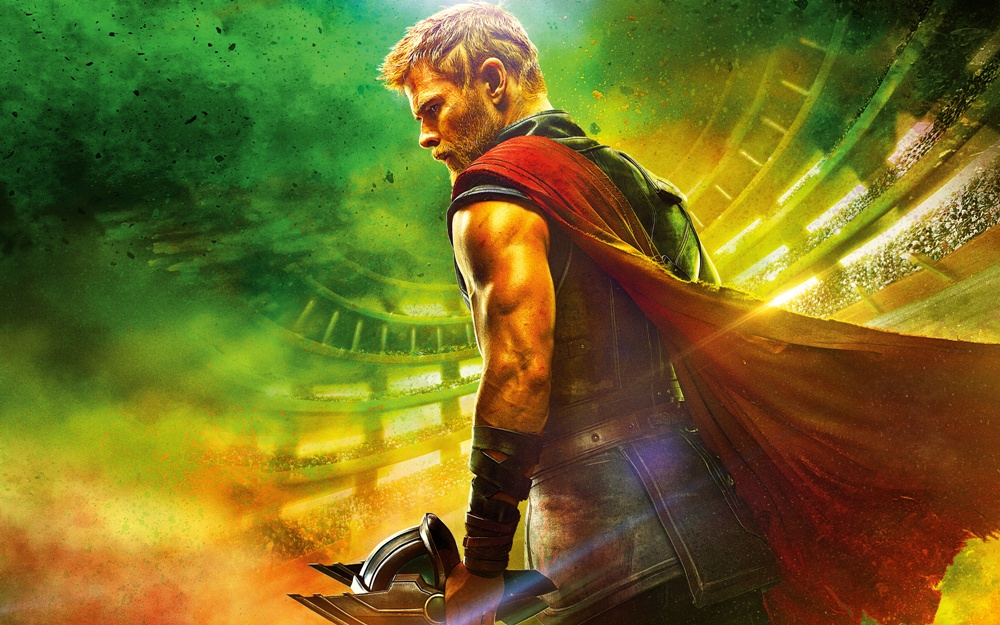 thor ragnarok movie wallpaper