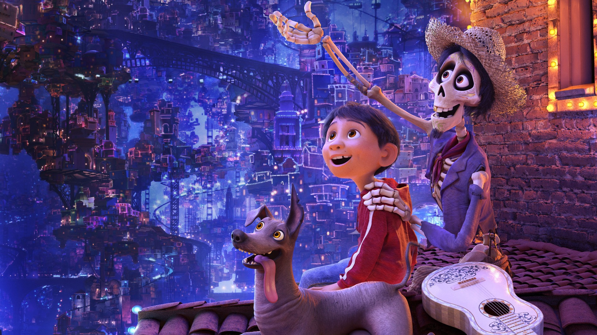 coco movie miguel dante and hector