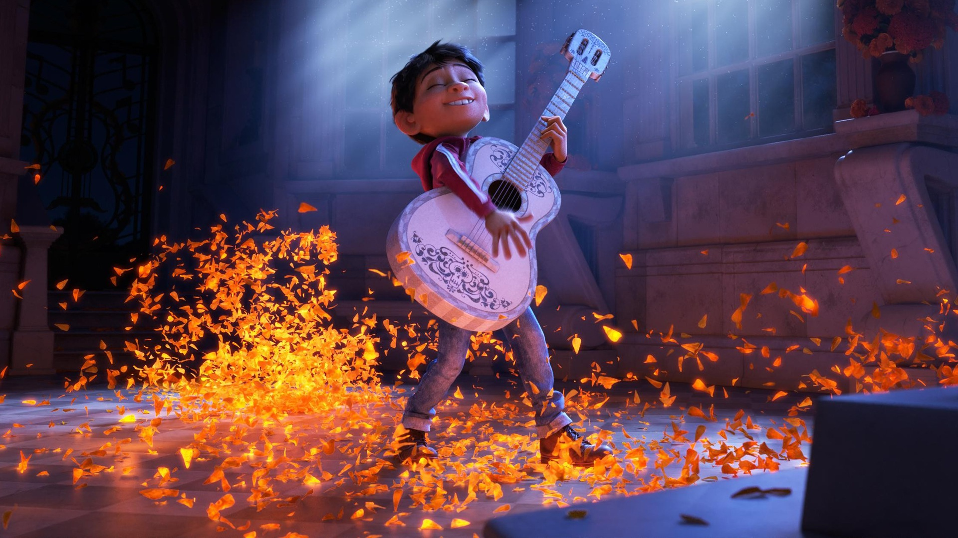 coco movie wallpaper