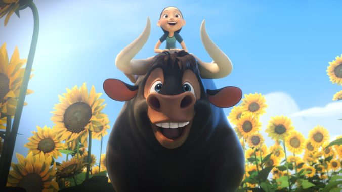 Ferdinand movie wallpaper