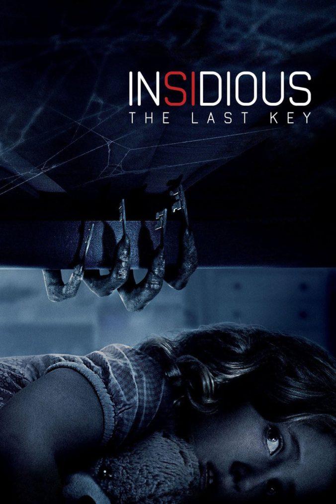 insidious the last key movie poster