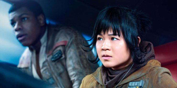 Rose Tico in Star Wars The Last Jedi